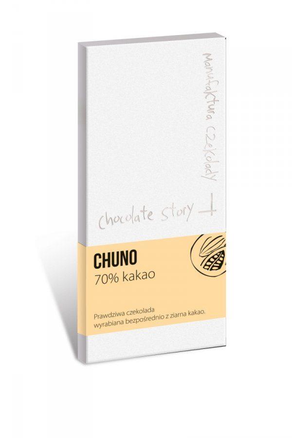 Czekolada Chuno 70% Manufaktura Czekolady Criollo