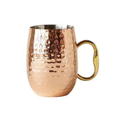kubek miedziany idealny do drinka moscow mule pomysł na prezent dla mężczyzny