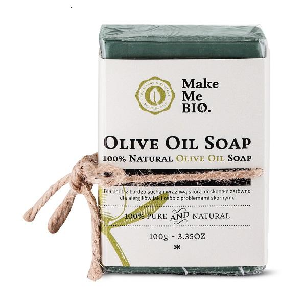Mydło z oliwy z oliwek Olive Oil Soap Make Me Bio
