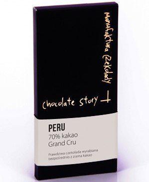 Czekolada Manufaktura Czekolady Peru 70% kakao Grand Cru