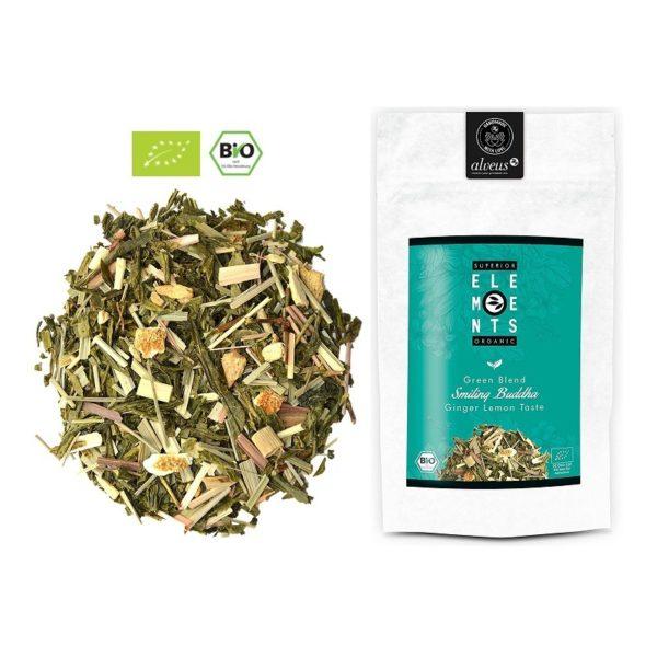 ekologiczna zielona herbata Alveus