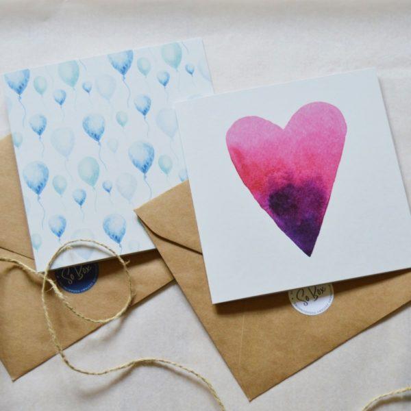 karta życzeń so box studio prezentów