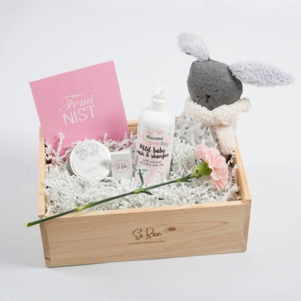 prezent na baby shower narodziny dziecka prezent dla mamy i dziecka