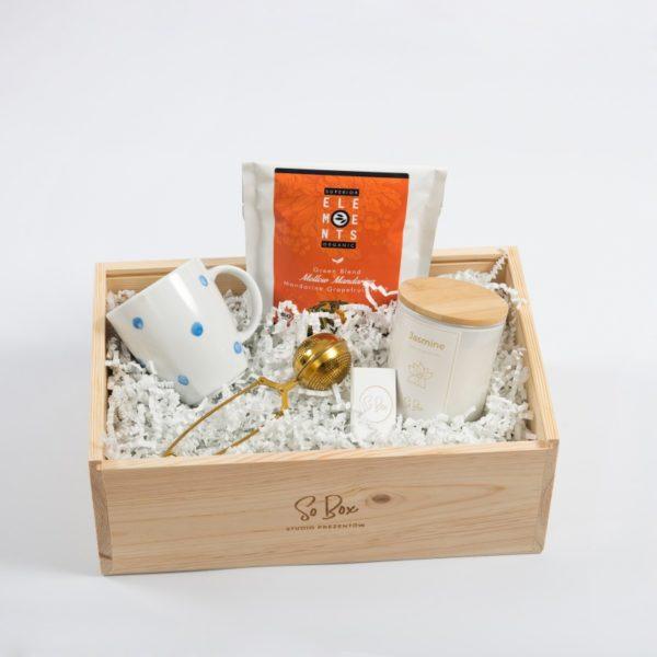 tea time zestaw prezentowy herbata na prezent