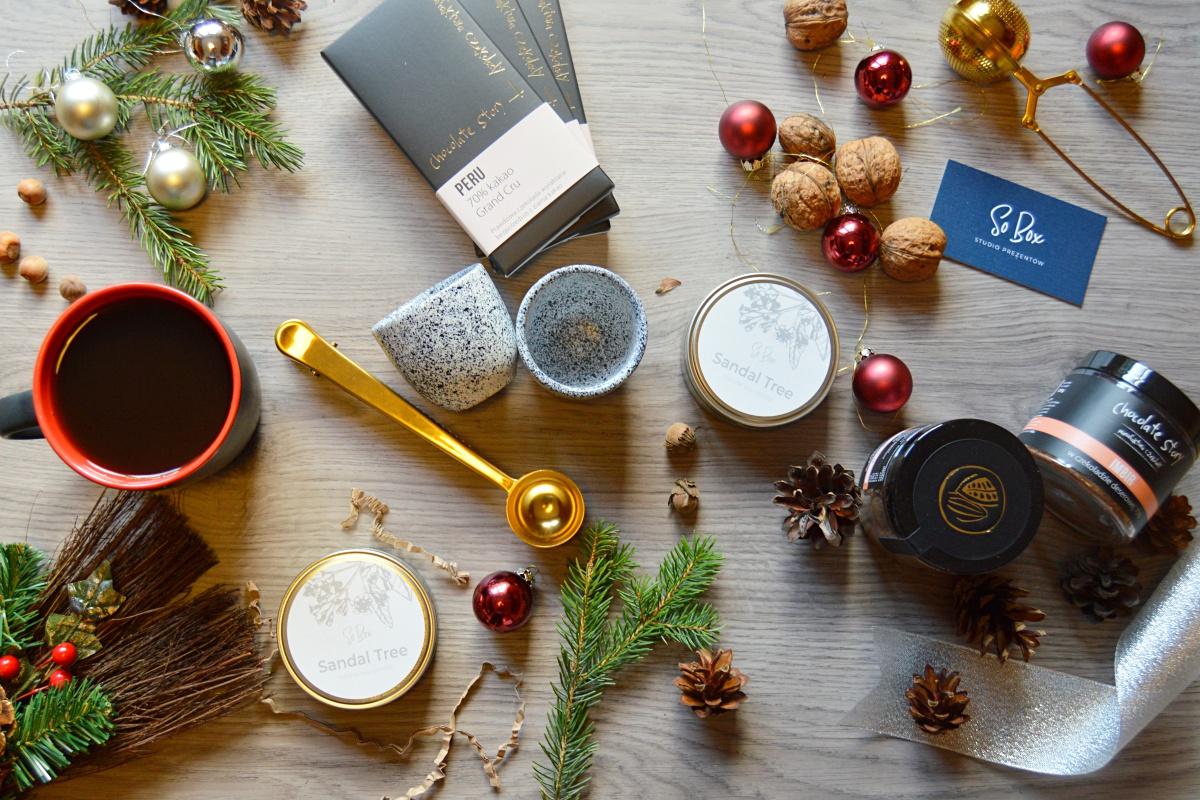 firmowe prezenty świąteczne upominki firmowe na święta