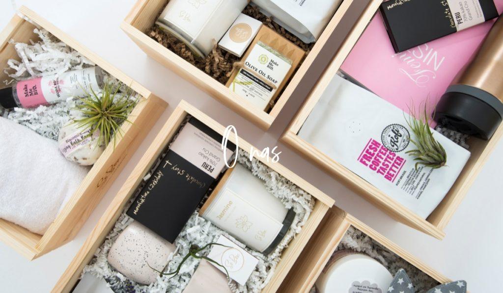 O NAS so box studio prezentów Boxy prezentowe jako pomysł na nietuzinkowy prezent