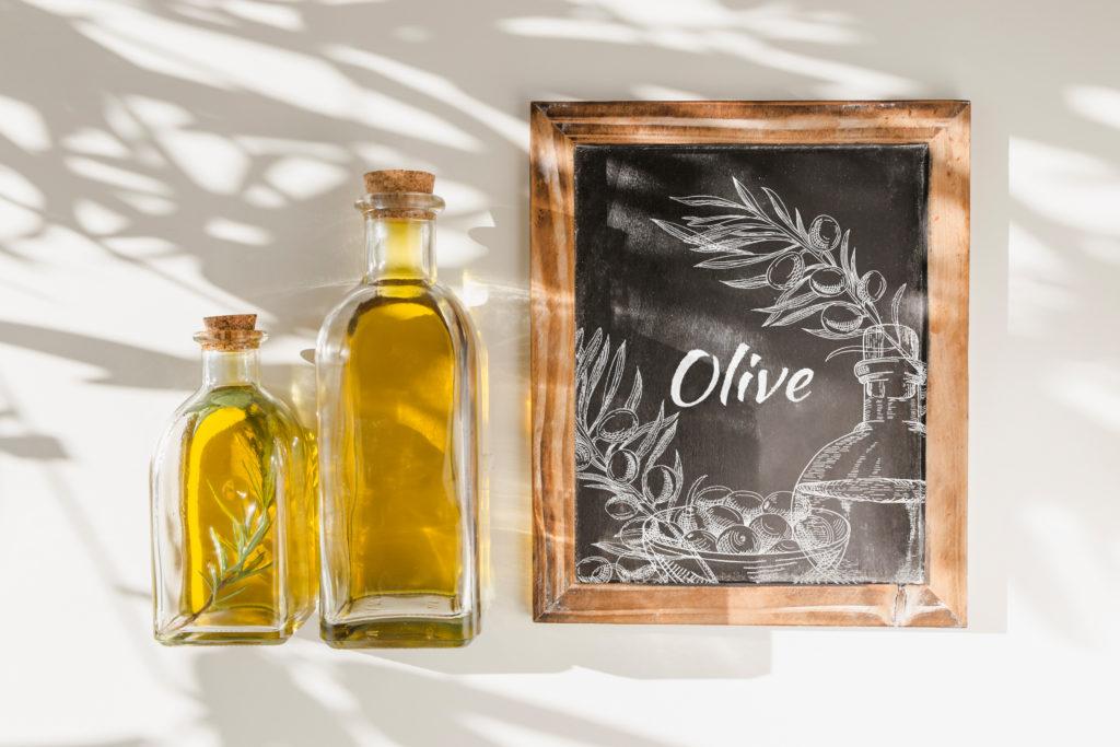oliwa z oliwek na prezent pomysł na prezent oliwa smakowa domowej roboty