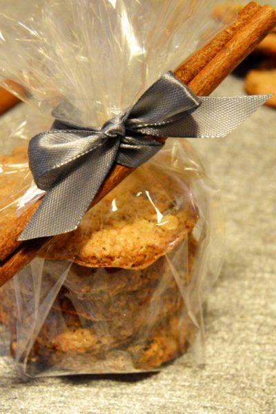ciasteczka na prezent mini prezent