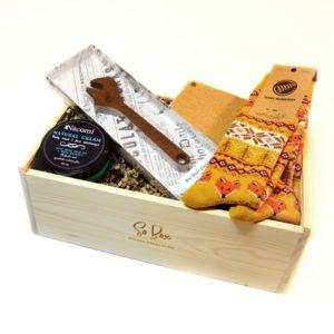 Zestaw prezentowy Męska skrzynka pomysł na oryginalny prezent dla mężczyzny