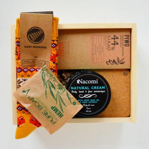 Box prezentowy oryginalny prezent dla mężczyzny