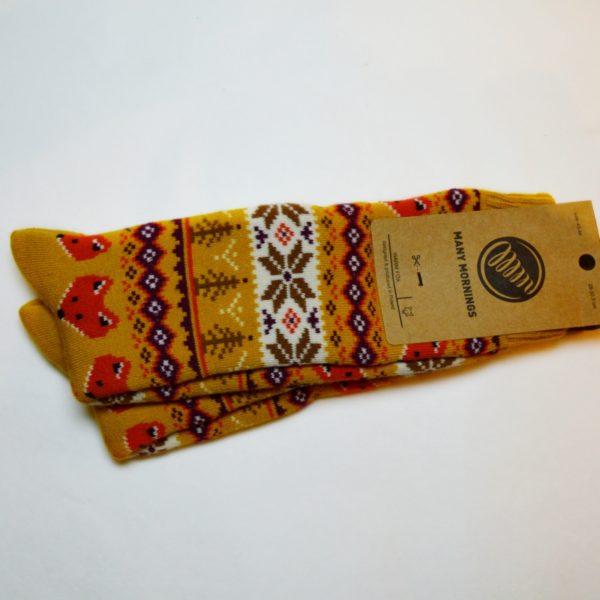 skarpetki fox skarpetki na prezent dla mężczyzny
