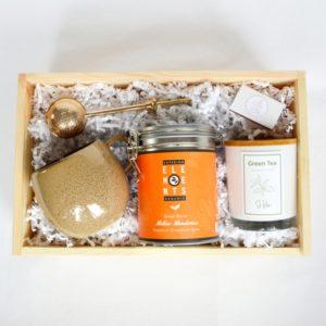 urodzinowy box dla mamy siostry przyjaciółki żony prezenty imieninowe dla niej