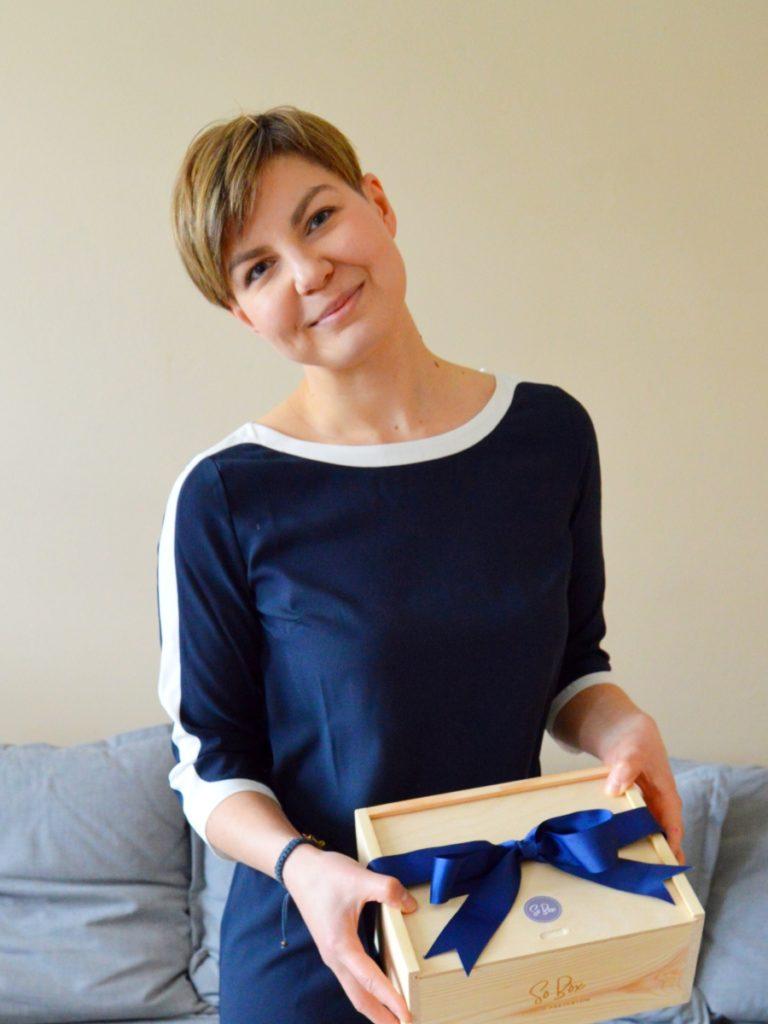 Maria Ochmańska Maja Ochmańska So Box Studio Prezentów