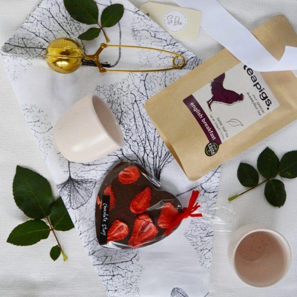zestaw herbaciany na dzień kobiet pomysł na prezent dla niej
