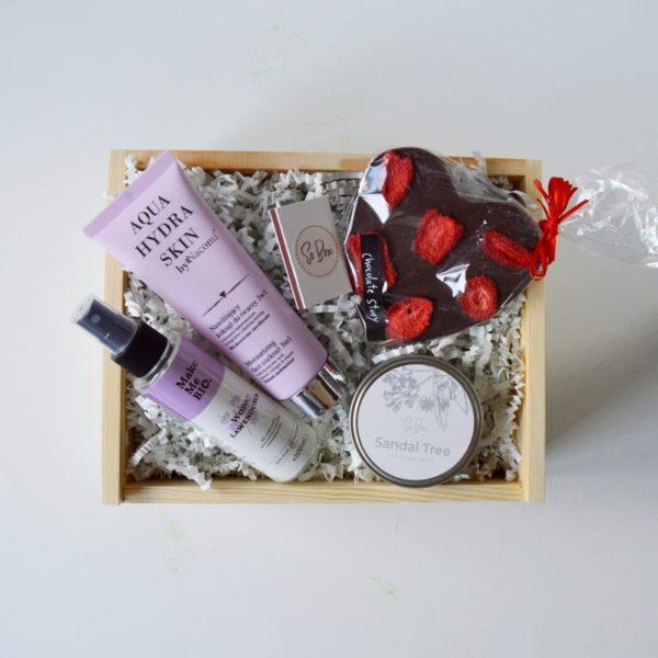 zestaw prezentowy dla kobiety prezent dla niej
