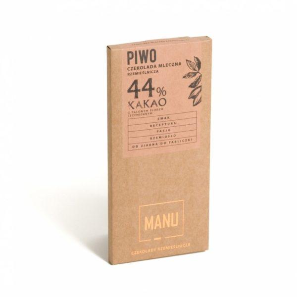 czekolada PIWO Manufaktura Czekolady