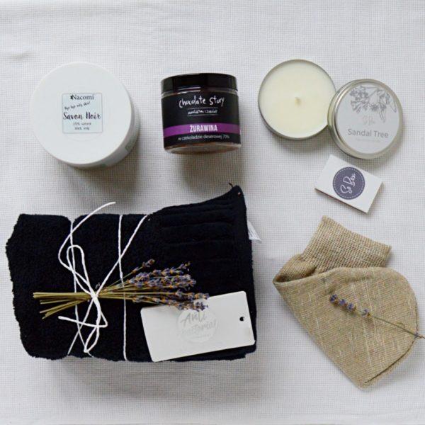 savon noir rytuał Hammam domowe spa box kosmetyczny na prezent