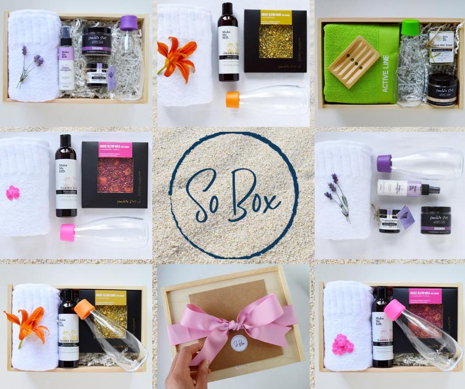 ekologiczny prezent od So Box