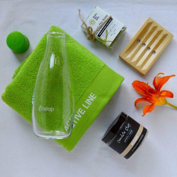 green box oryginalny prezent dla sportsmenki
