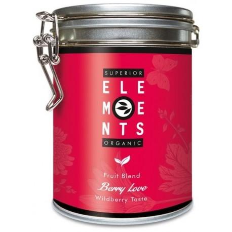 ekologiczna owocowa herbata na prezent Alveus Berry Love w puszce