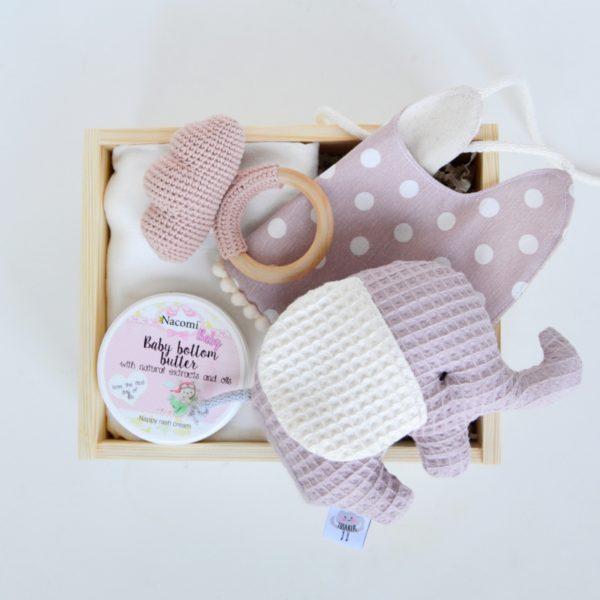 prezent na narodziny dziecka dla dziewczynki