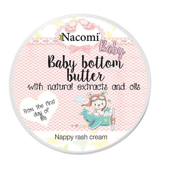masło przeciw odparzeniom dla dzieci