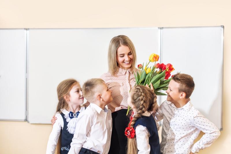 prezent na dzień nauczyciela dla wychowawcy
