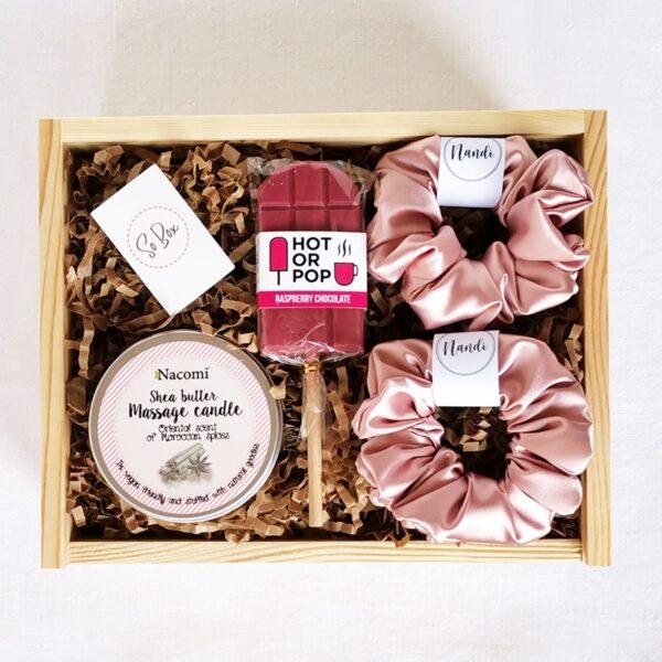 box na prezent dla kobiety dla niej